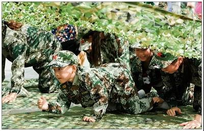 学生参加黄埔军校夏令营的必要性2