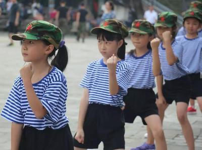 学生参加黄埔军校夏令营的必要性4