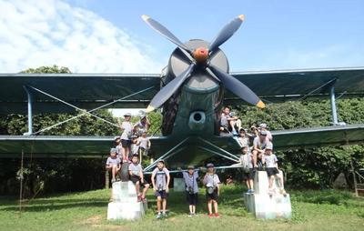 参加广州夏令营能得到哪些技能1