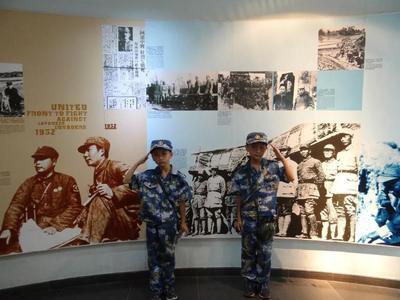 广州中小学生军校夏令营怎么样1
